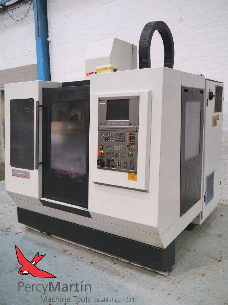 Bridgeport VMC600/22 2000