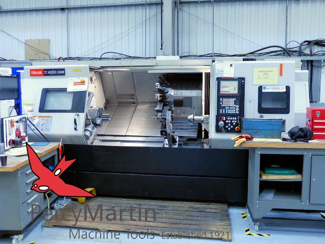 Mazak Quick Turn Nexus 350M 2006
